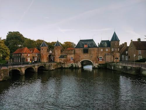 Una veduta di Amersfoort
